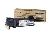 TONER LASER COLOR YELLOW XEROX 106R01280