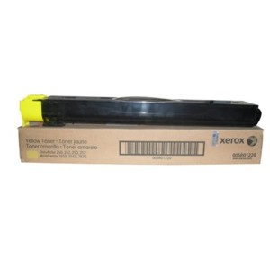 TONER LASER COLOR YELLOW XEROX 006R01220