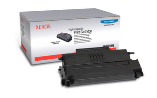 XEROX - TONER CARTRIDGE - HIGH CAPACITY - 1 X BLACK - 4000 P