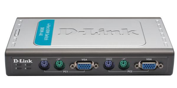 Networking D-Link DKVM-4K/E