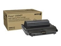Xerox - Toner cartridge - High Capacity para Phaser 3300MFP - 8000 paginas