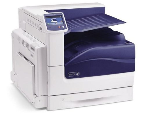 Xerox Impresora Laser Color 7800DN 45ppm red duplex