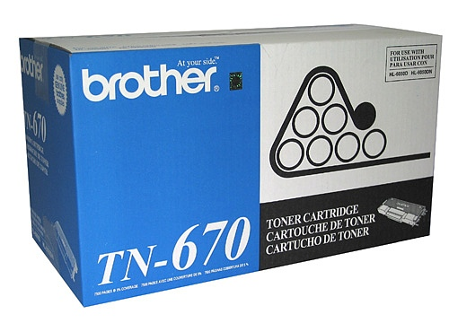 Suministros Toner Brother TN670