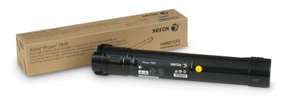 TONER XEROX NEGRO Black 106R01573 para PHASER 7800