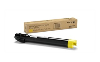 Xerox Yellow Toner 006R01518 (WC7500)