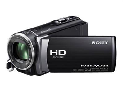 Camaras Fotograficas Sony hdr-cx200s
