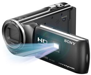Camaras Fotograficas Sony hdr-pj230