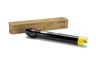 XEROX TONER YELLOW 106R01445 AMARILLO para Phaser 7500DN 7500DNZ 7500DT 7500DX 7500N