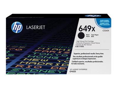 HP CE260X Toner LaserJet CP4025/4525