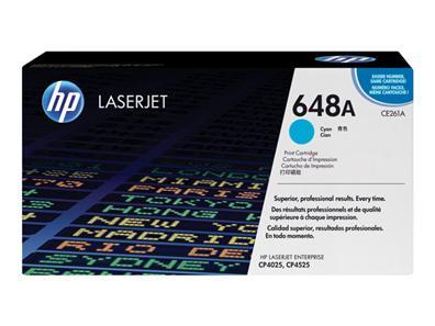 HP CE261A LaserJet CP4025/4525 Cyan Prt Crtg