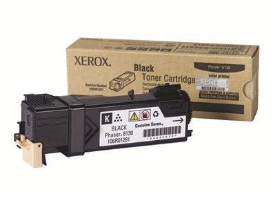 TONER NEGRO XEROX 106R01281 6130