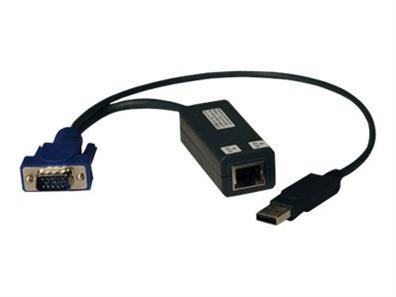 Tripp Lite NetCommander USB Server Interface Module B078-101
