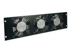 Tripp Lite SmartRack - Rack fan tray (230 V) - bla