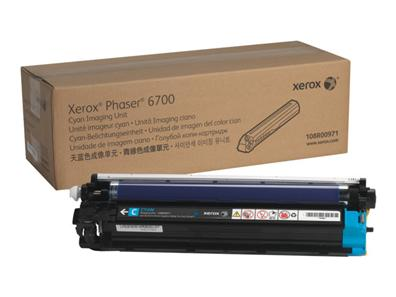 Xerox - Printer imaging unit cyan - 50000 pages