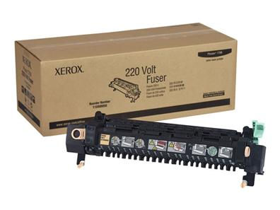 FUSOR LASER XEROX 115R00050 para Phaser 7760DN, 7760DNM, 7760DX, 7760DXM, 7760GX, 7760GXM, 7760N, 7760NM