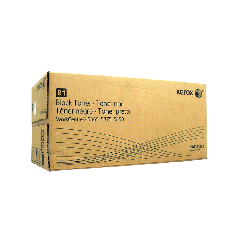 XEROX BLACK Toner Cartridge 006R01552