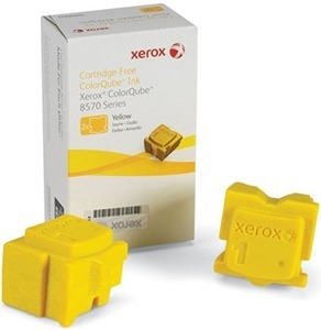 TINTA SOLIDA XEROX YELLOW 108R00938 PARA COLORQUBE 8570 AMARILLO