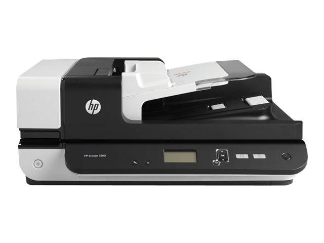 HP Scanjet Ent Flow 7500 Flatbed Scanner