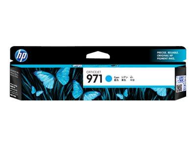 HP 971 - CN622AM Print cartridge - 1 x cyan