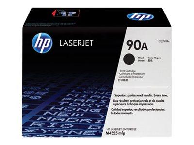 HP CE390A 90A Black Toner cartridge 10000 pages