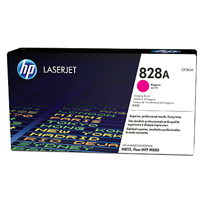 HP 828A - CF365A - drum kit - 1 x magenta - 30000 pages - fo