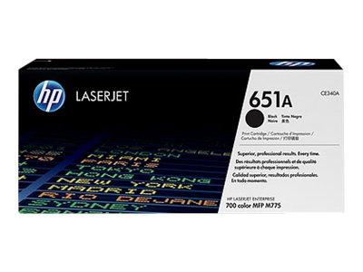 HP LaserJet 700 Color MFP 775 Black Crtg