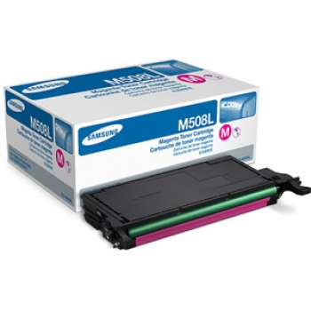 Samsung CLT-M508L Magenta Toner Cartridge 4k pages