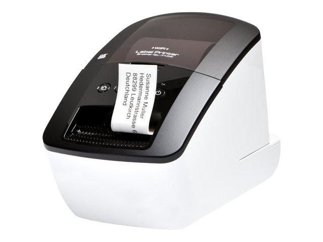 BROTHER ETIQUETADORA QL-710W WIFI USB