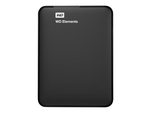 WD Elements 2.5
