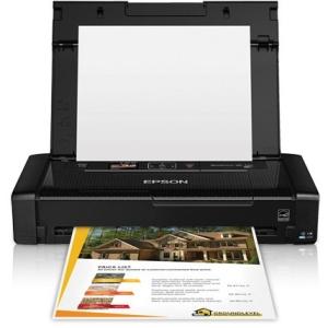 EPSON Printer Laptop WorkForce 100 Wi Fi - A4