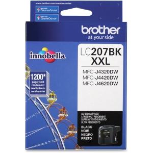 BROTHER CARTRIDGE LC207BK MFCJ4420