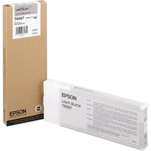 Tinta Epson Light Black 220ml - SP4800/4880