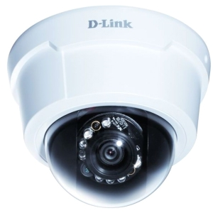 FULL HD DAY & NIGHT DOME NETWORK CAMERA
