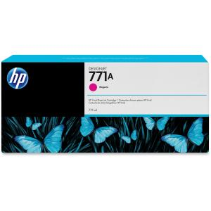 HP 771A 775ml Magenta Ink Cartridge