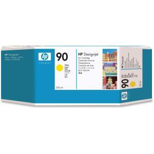 HP 90 225ML YELLOW C5064A