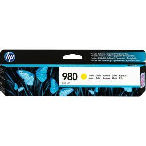 980 YELLOW INK CART D8J09A
