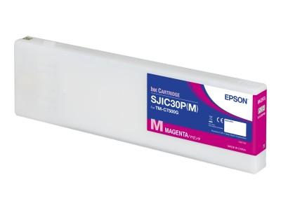 SJIC26P M MAGENTA INK TM C7500