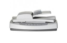 HP ScanJet 5590 Digital Flatbed Scanner - Escáner de sobremesa - Letter - 2400 ppp x 2400 ppp - Alimentador automático de documentos (ADF) ( 50 hojas ) - Hi-Speed USB