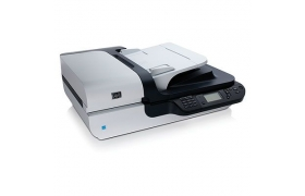 HP SCANJET N6350 8.5 X11 2400 DPI RED ADF OFICIO