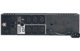 Tripp Lite SmartPro SMX1000LCD - UPS - CA 230 V - 500 vatios - 1000 VA - USB - 6 conector/es de salida - 2U