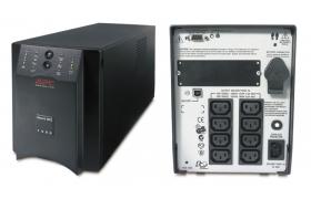 UPS APC Smart-UPS 1000VA USB & Serial - UPS - CA 230 V - 670 vatios - 1000 VA - RS-232, USB - 8 conector/es de salida
