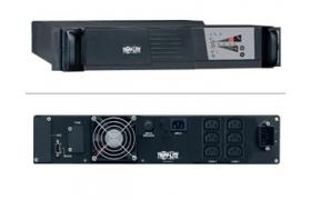 UPS Tripp Lite SmartOnLine SUINT1000RTXL2U - UPS ( montaje en bastidor ) - 800 vatios - 1000 VA