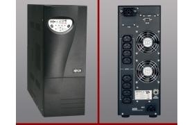 UPS Tripp Lite SmartOnLine SUINT2000XL - UPS - CA 220/230/240 V - 1.4 kW - 2000 VA - RS-232 - 8 conector/es de salida