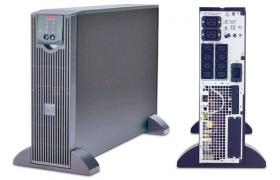 UPS APC Smart-UPS RT - UPS - CA 220/230/240 V - 2.1 kW - 3000 VA - RS-232 - 10 conector/es de salida - 3U