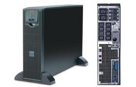 UPS APC Smart-UPS RT - UPS - CA 220/230/240 V - 3.5 kW - 5000 VA - Ethernet 10/100, RS-232 - 10 conector/es de salida - 3U