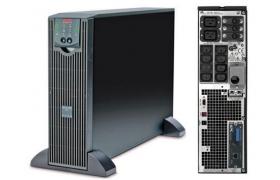 UPS APC Smart-UPS RT - UPS - CA 220/230/240 V - 6000 VA - Ethernet 10/100, RS-232 - 10 conector/es de salida - 3U