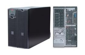 UPS APC Smart-UPS RT 8000VA - UPS - CA 220/230/240 V - 8000 VA - Ethernet 10/100 - 9 conector/es de salida - 6U