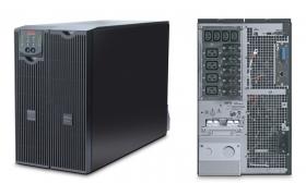 UPS APC Smart-UPS RT 10000VA - UPS - CA 220/230/240 V - 8 kW - 10000 VA - Ethernet 10/100 - 11 conector/es de salida - 6U
