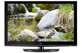 MONITOR LCD LG 50PQ30 - 50 TV de plasma - pantalla ancha - 720p - HDTV