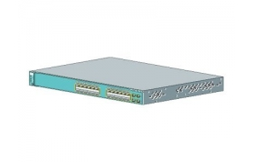 SWITCH ADMINISTRABLE WS-C3560G-24TS-E CATALYST 3560 24 10/100/1000T PLUS CISCO